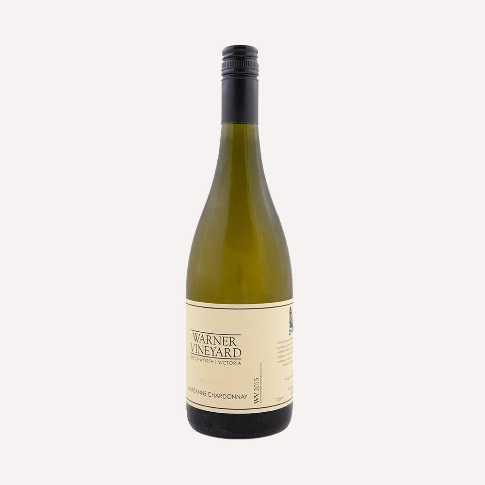 2015 Warner Vineyard Marsanne-Chardonnay
