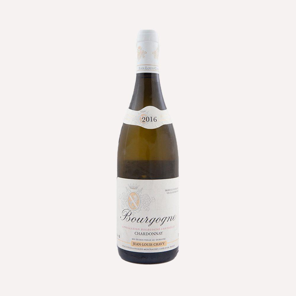 2016 Domaine Jean-Louis Chavy Bourgogne Blanc