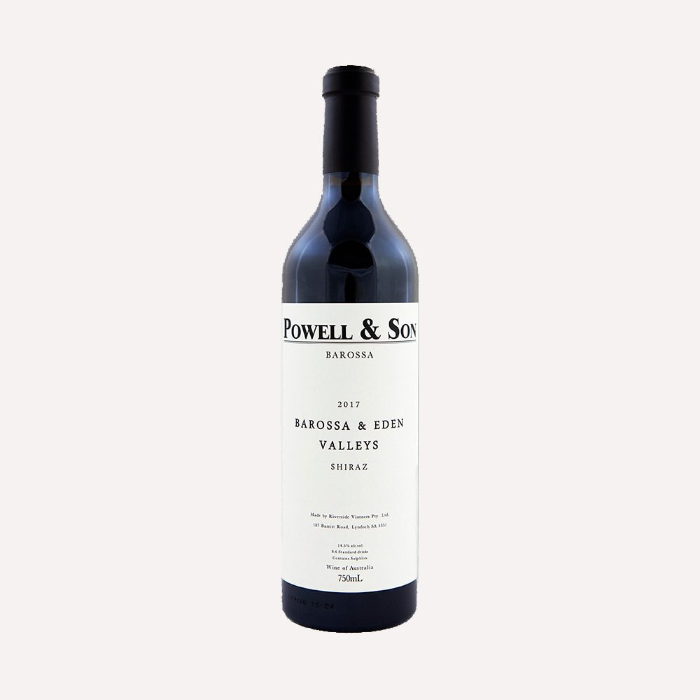2016 Powell & Son Shiraz
