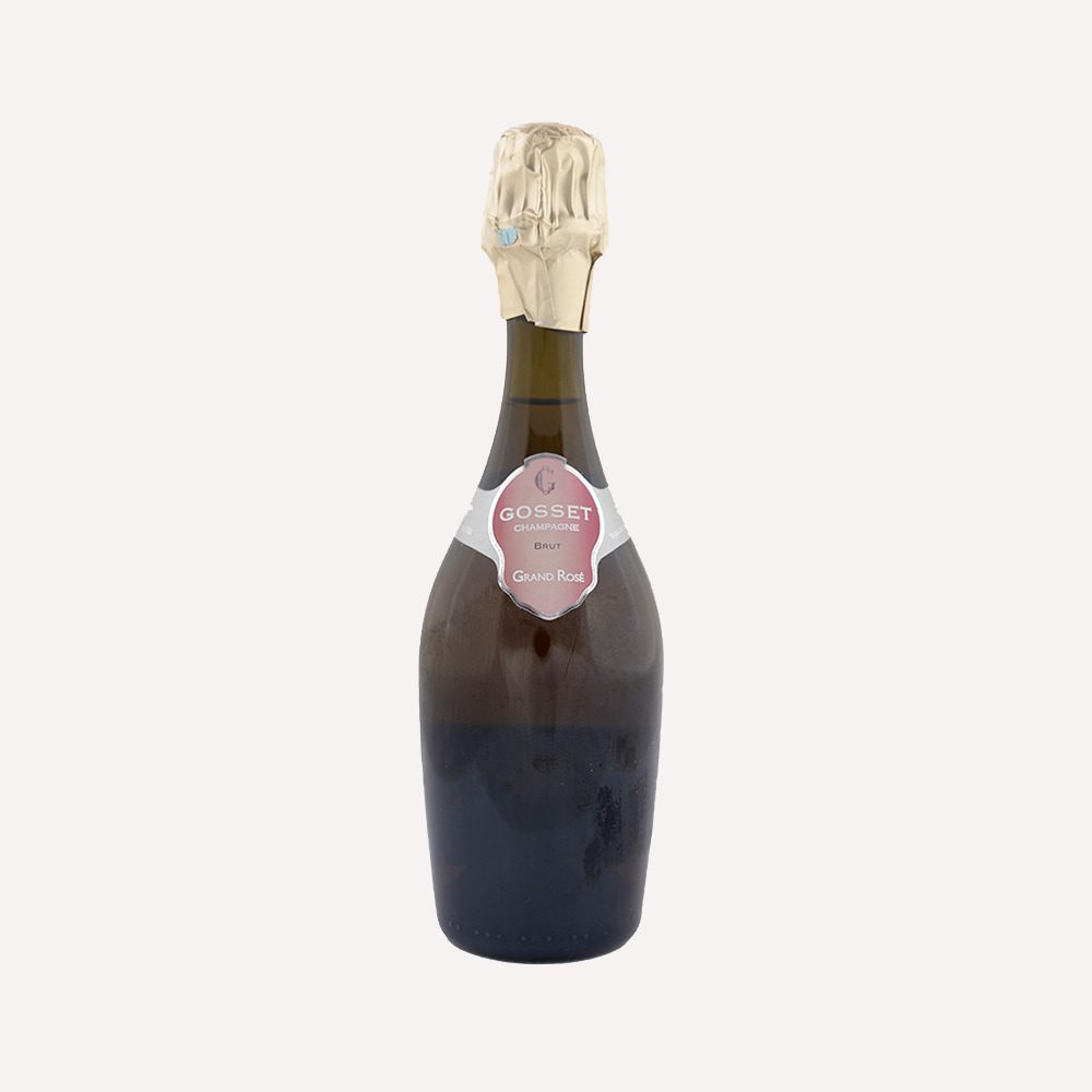 NV Gosset Grande Rose Brut 375ml