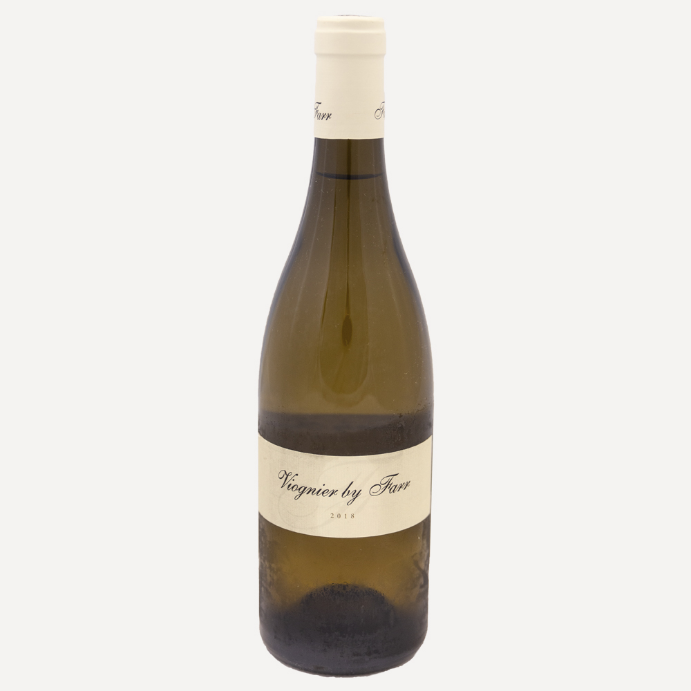 By Farr Viognier Wine Bottle