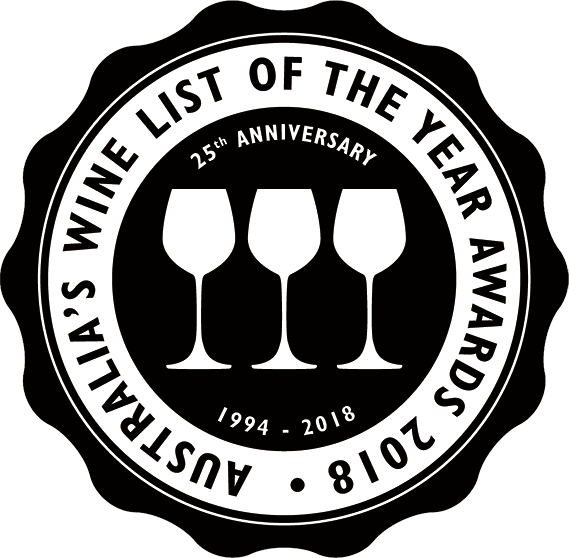 3 Goblets, Wine List of the Year Awards 2019
